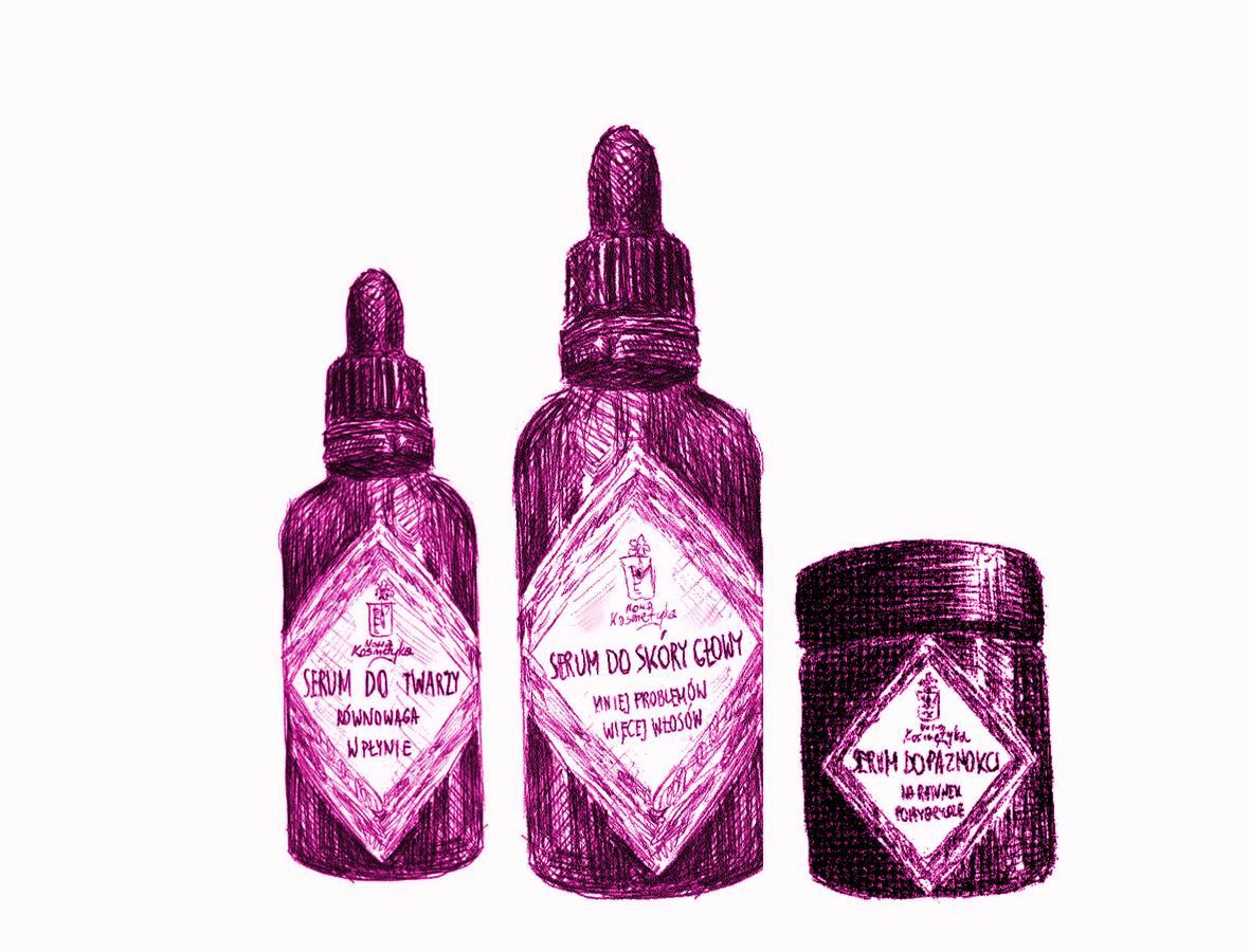 serum nowa kosmetyka